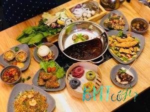 [Ẩm Thực] Chinh phục Lẩu và ẩm thực Đài Loan tại Buôn Ma Thuột