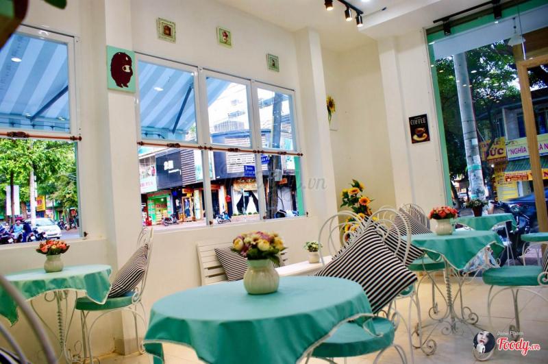 Quán Cà Phê Lavie's Tea & Coffee