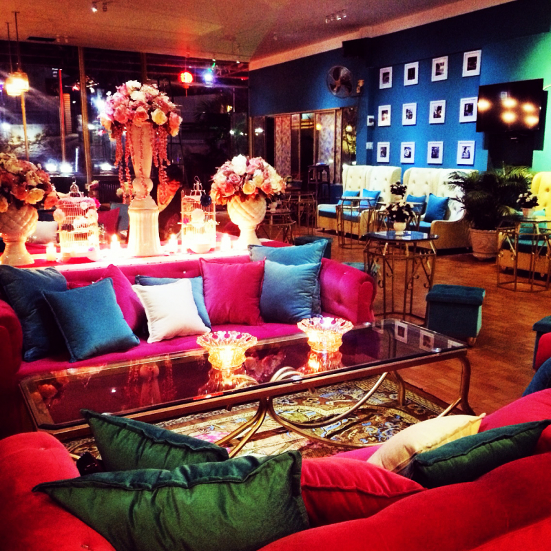 Cà Phê Valentino Coffee & Lounge