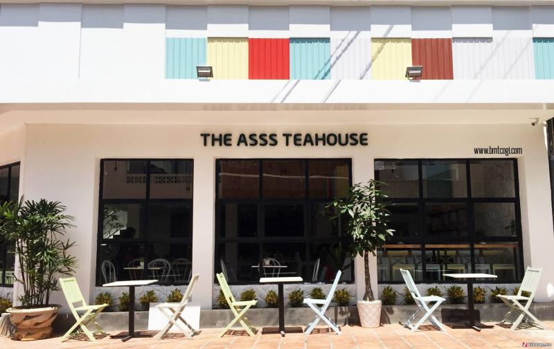 Cà Phê The Asss Teahouse