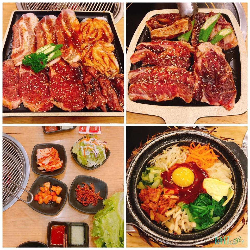 [Ẩm thực] BBQ Seoul - 68 Trần Khánh Dư - Nhà hàng thịt nướng
