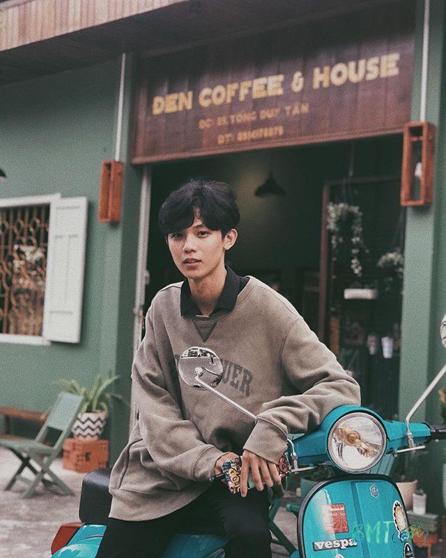 [Check in] ĐEN COFFEE & HOUSE - Địa điểm sống ảo mới toanh nha