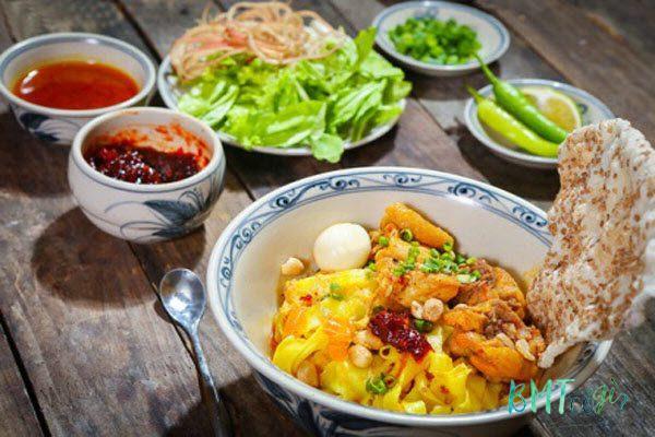 Mì Quảng Quê - Quán mì Quảng BMT