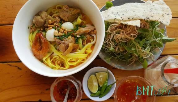 Mỳ Quảng Thu Bồn