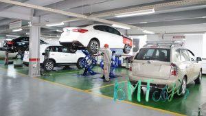 Tổng hợp gara sửa chữa ô tô uy tín và chất lượng ở Buôn Ma Thuột
