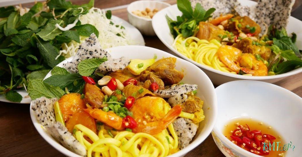 Út Koi – Bún Chả Cá & Mì Quảng Ếch