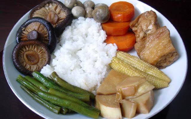 Quán Tâm Thành - quán ăn chay ngon bmt
